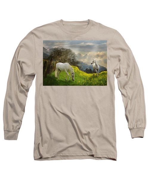 Mustard Reunion Long Sleeve T-Shirt