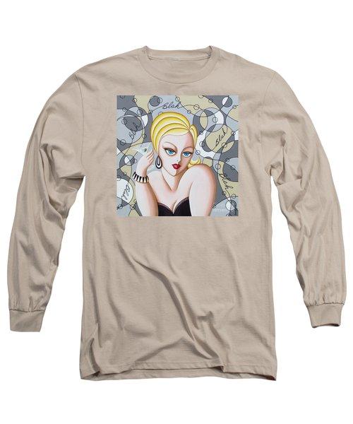 My Dear Long Sleeve T-Shirt by Joseph Sonday