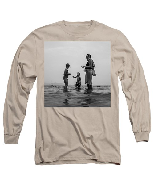 My Family In Thailand Long Sleeve T-Shirt