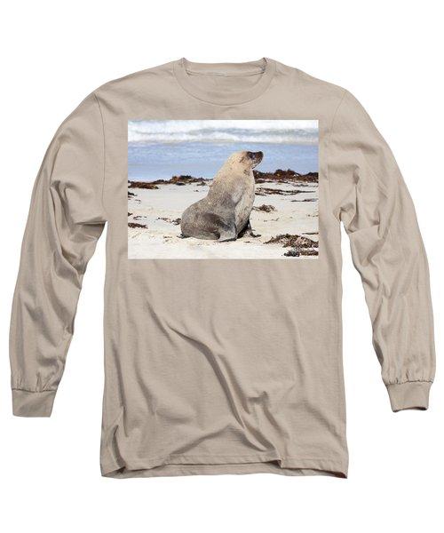 My Good Side Long Sleeve T-Shirt