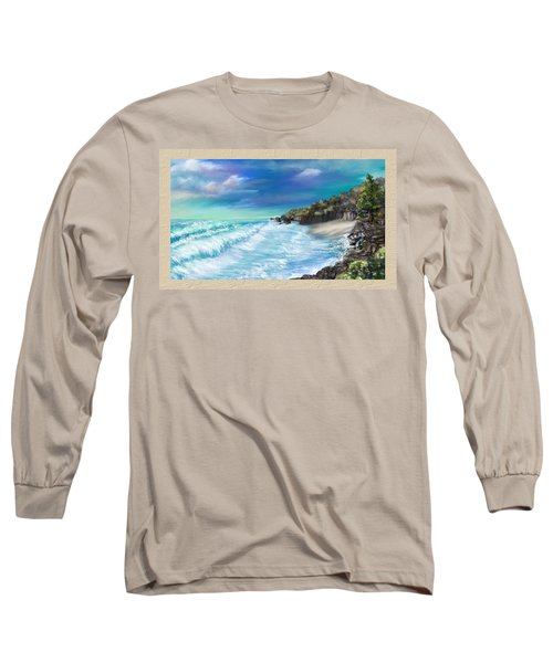 My Private Ocean Long Sleeve T-Shirt