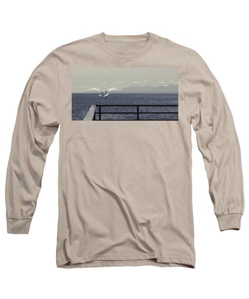 My Soul Is Full Of Longing Long Sleeve T-Shirt