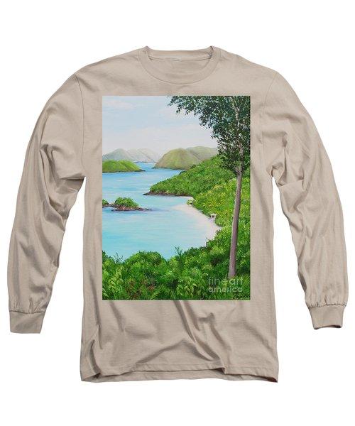 My Trunk Bay Long Sleeve T-Shirt