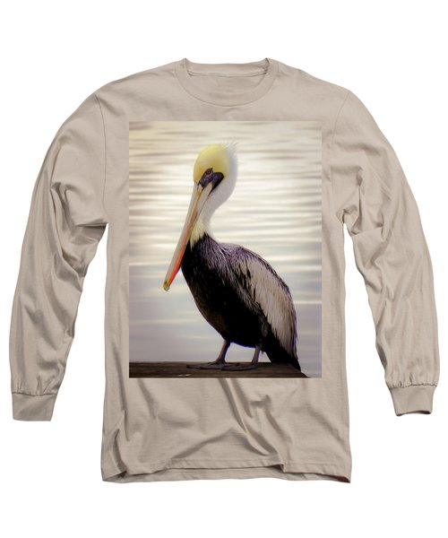 My Visitor Long Sleeve T-Shirt