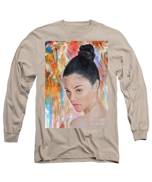 Myra Molloy Winner Of Thailand Got Talent II Long Sleeve T-Shirt