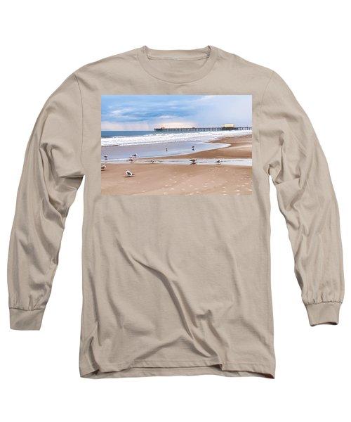 Myrtle Beach - Rainy Day Long Sleeve T-Shirt