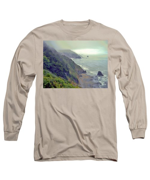 Long Sleeve T-Shirt featuring the photograph Mystic by Marilyn Diaz