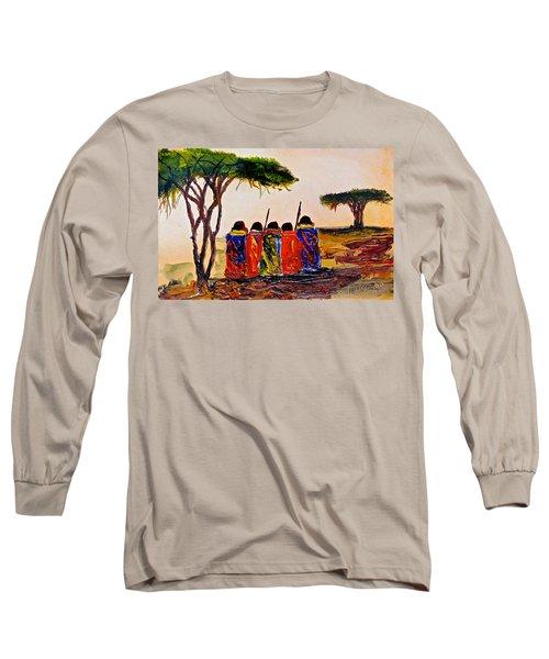 N 38 Long Sleeve T-Shirt