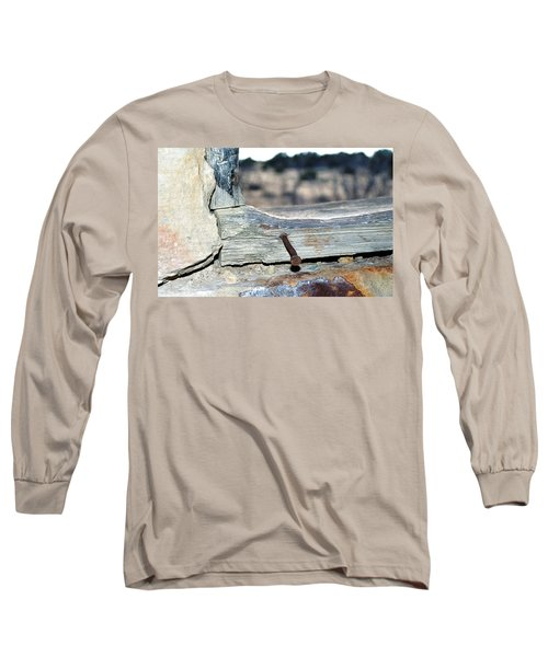 Nail On The Trail Long Sleeve T-Shirt