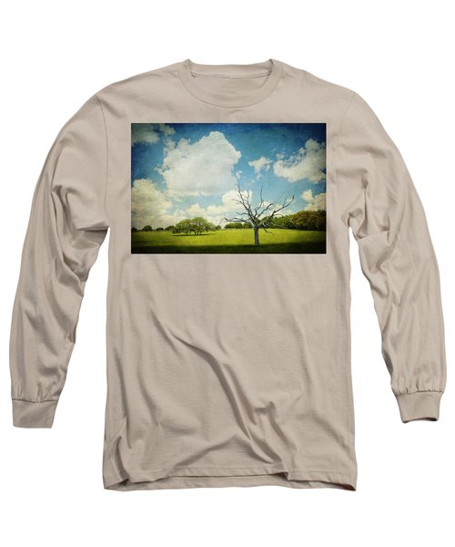 Naked Long Sleeve T-Shirt