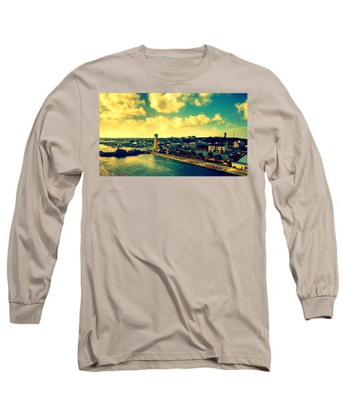 Nassau The Bahamas Long Sleeve T-Shirt