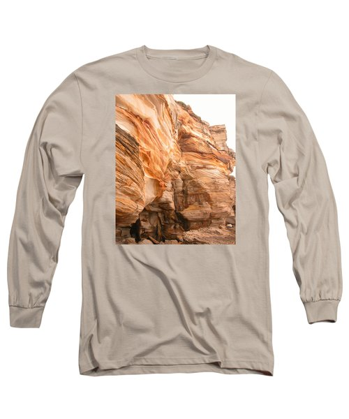 Natural Rock Long Sleeve T-Shirt