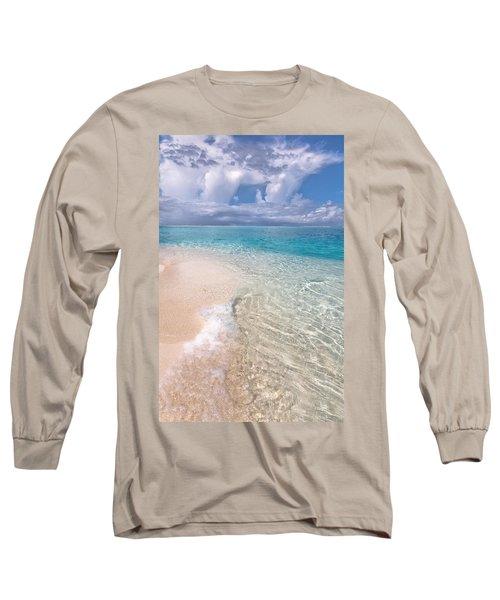 Natural Wonder. Maldives Long Sleeve T-Shirt