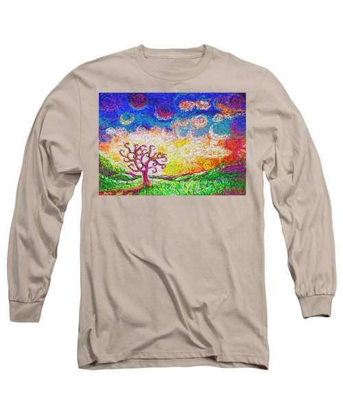 Nature 2 22 2015 Long Sleeve T-Shirt