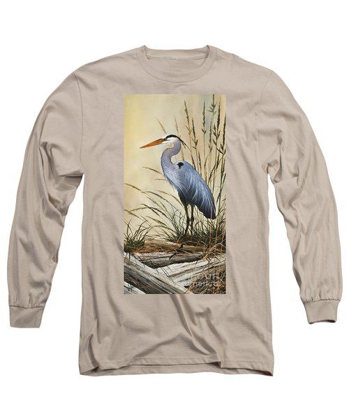 Natures Grace Long Sleeve T-Shirt by James Williamson