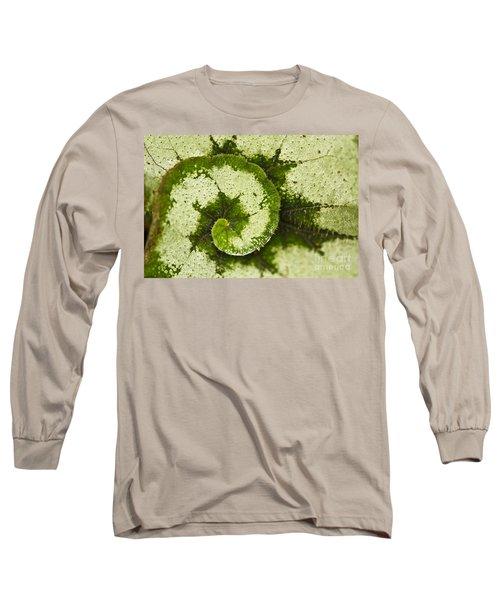 Natures Spiral Long Sleeve T-Shirt