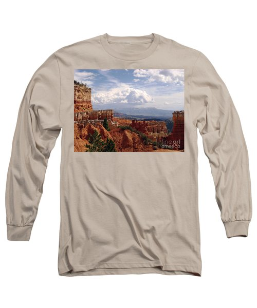 Nature's Symmetry Long Sleeve T-Shirt