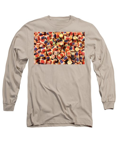 Necco Wafers Long Sleeve T-Shirt