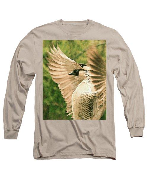 Nene Goose Long Sleeve T-Shirt
