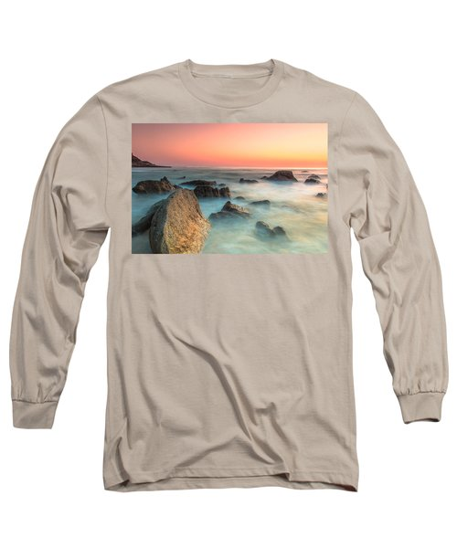 Neptune Lands Long Sleeve T-Shirt