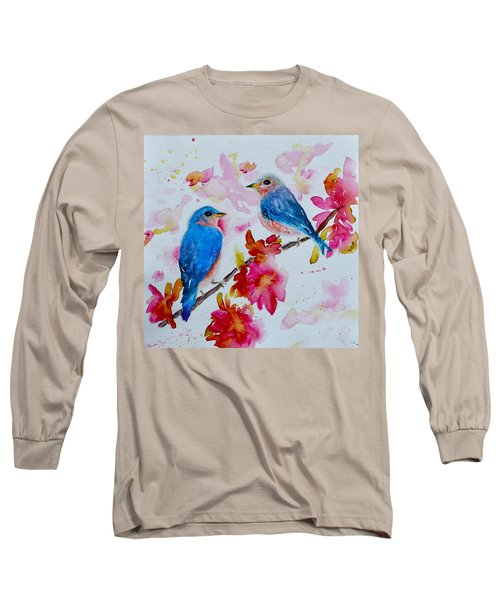 Nesting Pair Long Sleeve T-Shirt