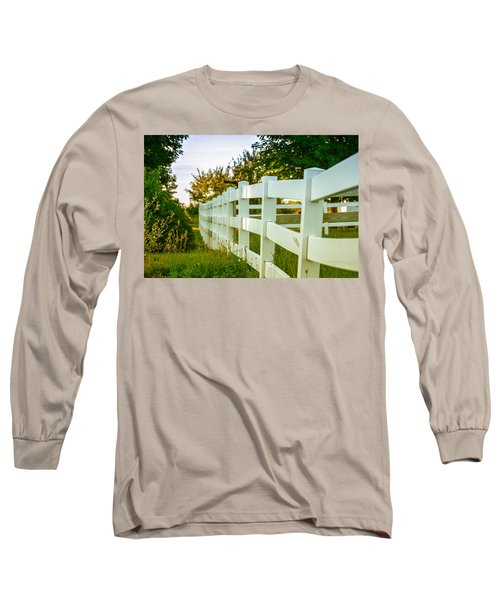 New England Fenceline Long Sleeve T-Shirt