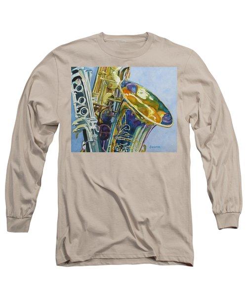 New Orleans Reeds Long Sleeve T-Shirt