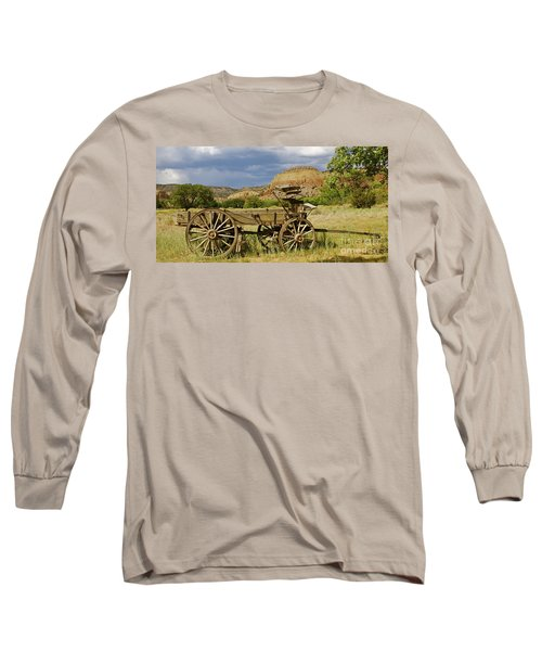 New Photographic Art Print For Sale Ghost Ranch New Mexico 13 Long Sleeve T-Shirt