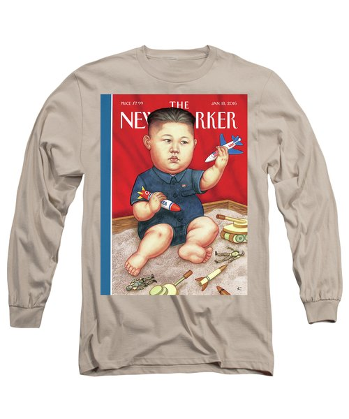 New Toys Long Sleeve T-Shirt