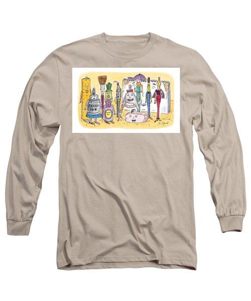 New Yorker December 15th, 1997 Long Sleeve T-Shirt