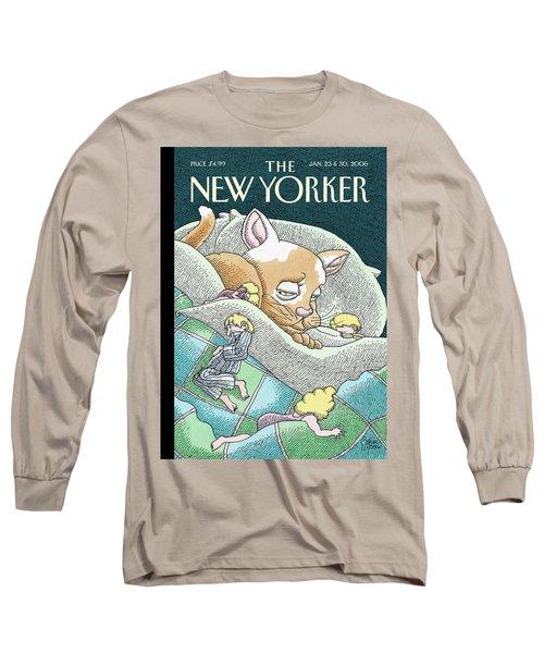 New Yorker January 23rd, 2006 Long Sleeve T-Shirt