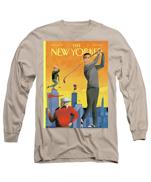 New Yorker June 10th, 1996 Long Sleeve T-Shirt