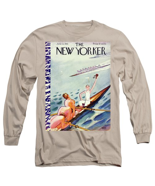 New Yorker June 15 1935 Long Sleeve T-Shirt
