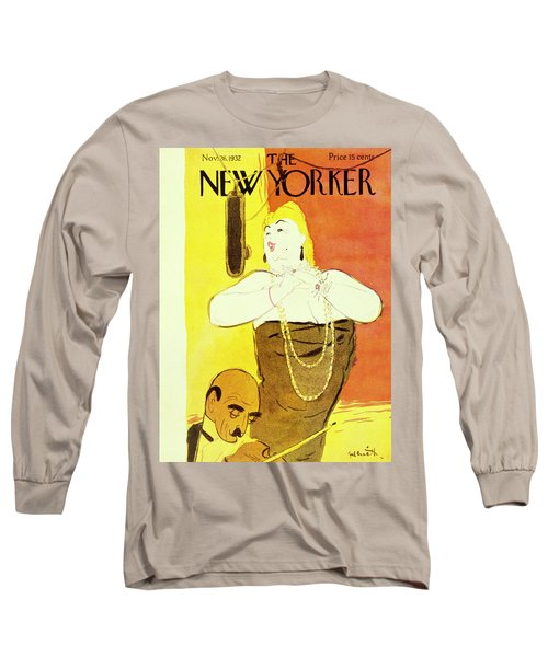 New Yorker November 26 1932 Long Sleeve T-Shirt