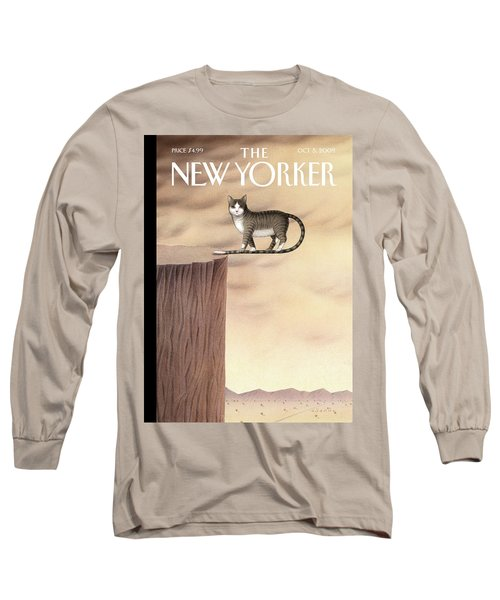 New Yorker October 5th, 2009 Long Sleeve T-Shirt