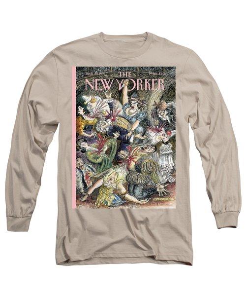 New Yorker September 29th, 1997 Long Sleeve T-Shirt