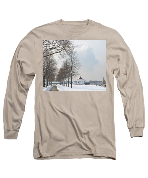 Newport Waterfront Long Sleeve T-Shirt