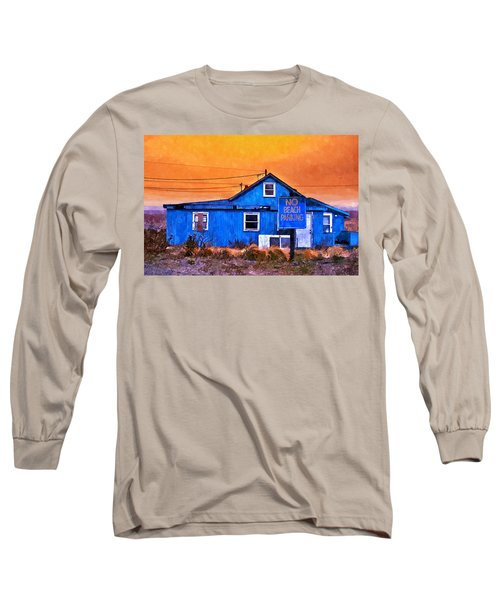 No Beach Parking Long Sleeve T-Shirt