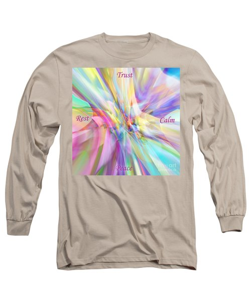 North South East West Long Sleeve T-Shirt