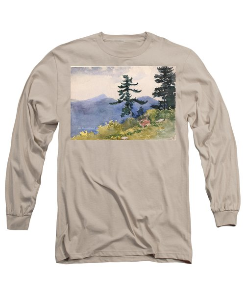 North Woods Club Long Sleeve T-Shirt