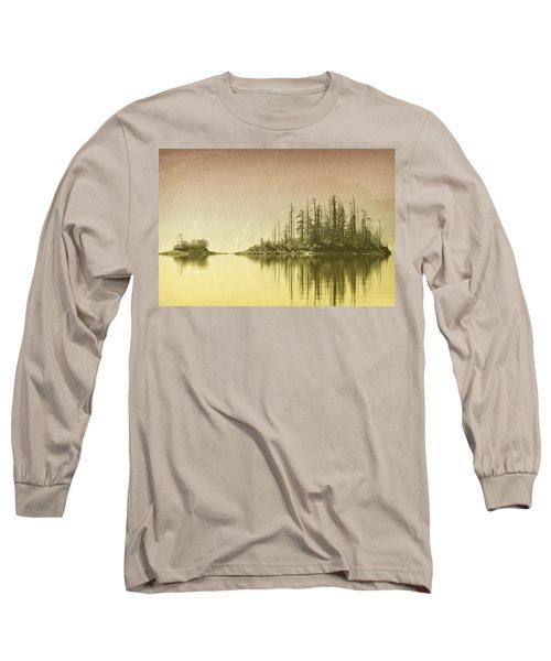 Northwest Islet Long Sleeve T-Shirt
