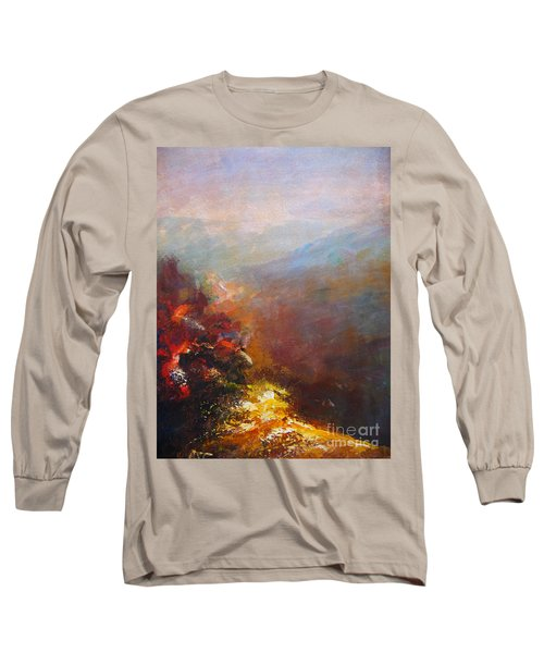 Nostalgic Autumn Long Sleeve T-Shirt