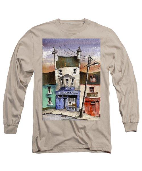 O Heagrain Pub Viewed 115737 Times Long Sleeve T-Shirt