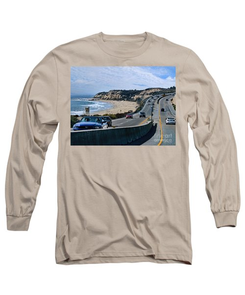 Oc On Pch In Ca Long Sleeve T-Shirt