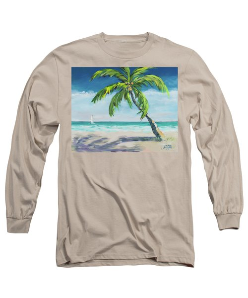 Ocean Breeze I Long Sleeve T-Shirt