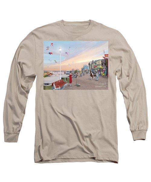 Ocean City Maryland Long Sleeve T-Shirt