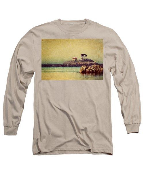 Ocean Dreams Long Sleeve T-Shirt by Melanie Lankford Photography