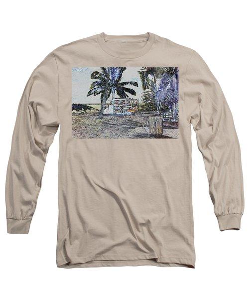 Ocean Kayacks Long Sleeve T-Shirt