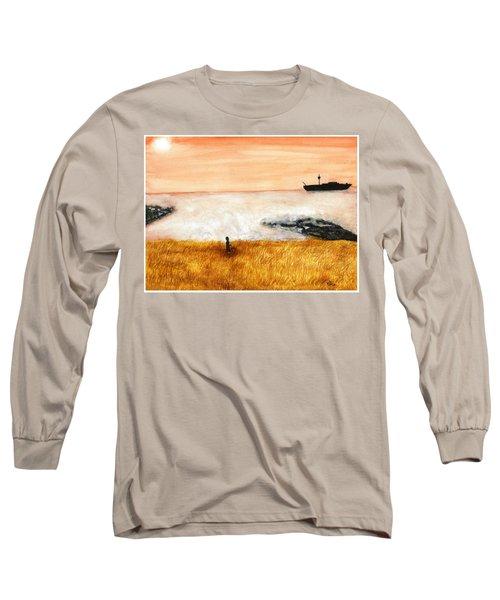 Ocean Mist 3 Long Sleeve T-Shirt