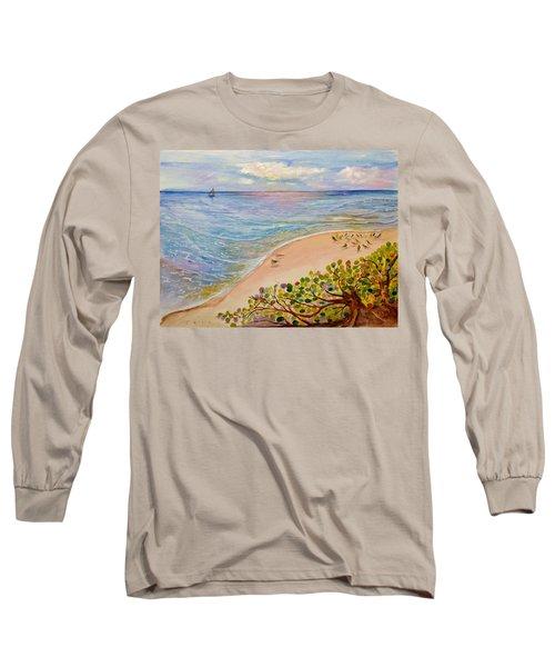 Seaside Grapes Long Sleeve T-Shirt